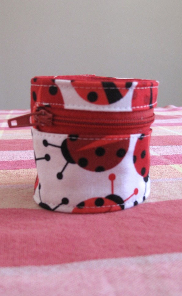 This is the Anne Kelle ladybug fabric.