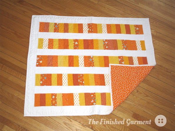 Sunshine Bug Quilt