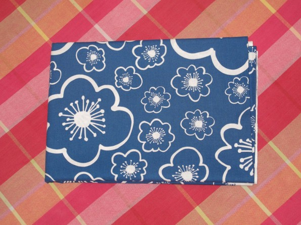Bella Flower in Blue by Lotta Jansdotter for Windham Fabrics