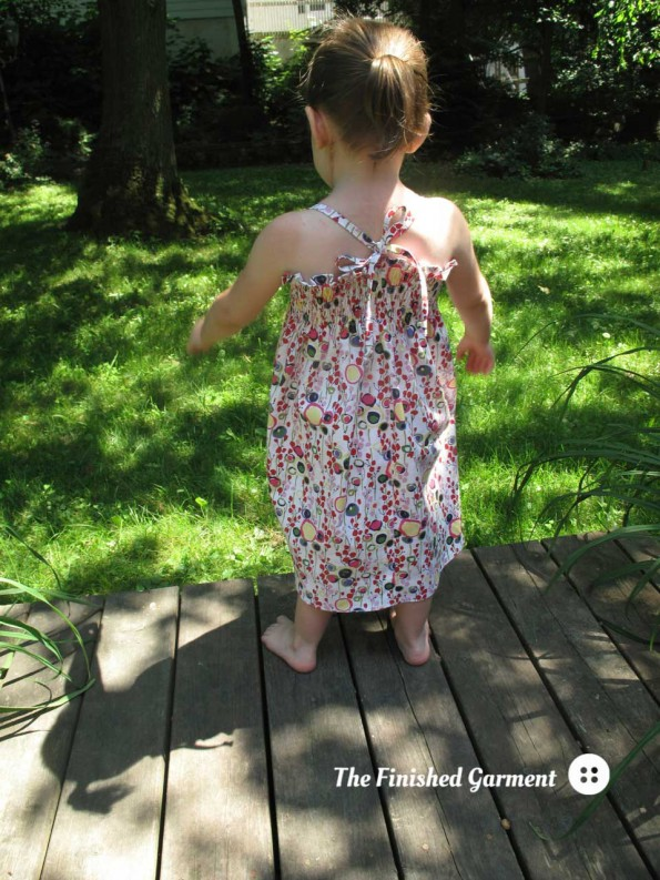 Heather Ross Smocked Sundress