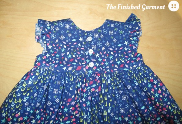 Geranium Dress sewing pattern by Made by Rae
