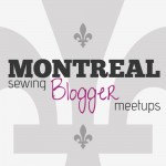 Montreal Sewing Bloggers' Meetup August 17
