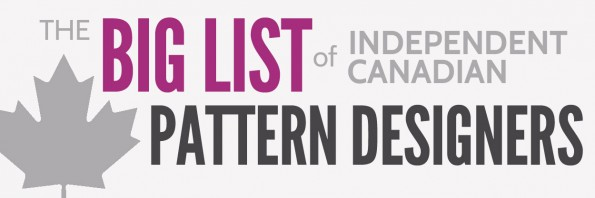 The Big List of Independent Canadian Pattern