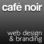 Café Noir Design | Web Design and Branding