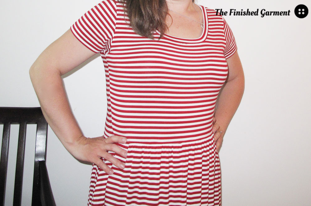 Moneta in Stripes