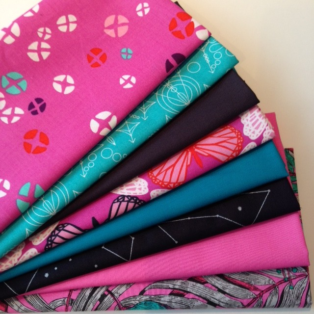 Fabric Spark Fat Quarter Bundle Giveaway